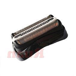 Shaver Head - 32b Black Shaver Foil Amp Cutter Head 3 320 33