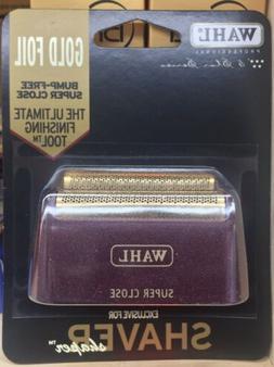 WAHL Shaver / Shaper Replacement CLOSE FOIL GOLD 5 Star Seri