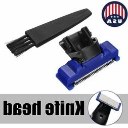 Shaver Trimmer Razor Replacement Head Blades + Brush Set For