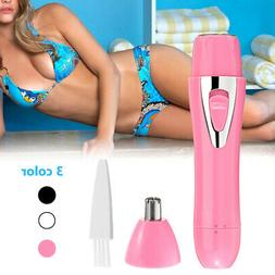 Shaving Laser Hair Removal 2 in1 USB Face Body Skin Remover