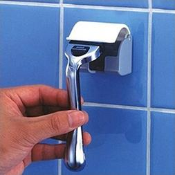 Shaving Razor Rack with Suction Cup Shaving Knife Rack Shave