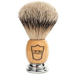 Parker Safety Razor 100% Silvertip Badger Bristle Shaving wi