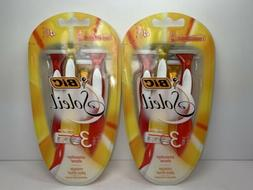 Bic Soleil Sensitive Skin Triple Blade Disposable Razor For