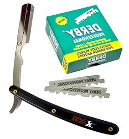 Classic Samurai Stainless Steel Professional Barber Straight