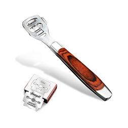 BEINY Stainless Steel Callus Shaver Pedicure Dead Hard Skin