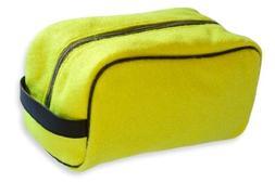 Zumer Sport Men's Toiletry Bag, Tennis Yellow, One Size