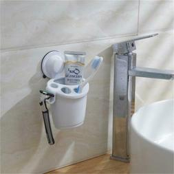 Toothbrush Shaver Toothpaste Wall Sucker Suction Cup Holder