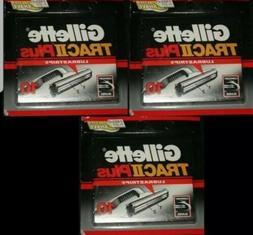 Gillette TRAC II Plus Razor Blade Refill Cartridges - 10 Cou
