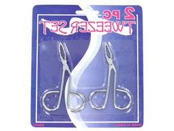 Tweezers Set - Case of 36