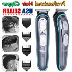 US Electric Hair Clipper Shaver Beard Razor Trimmer Shaving