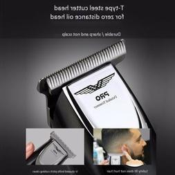 USB Mens Electric Hair Cut Clipper Beard Shaver Machine Razo