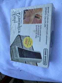 Vintage Lady Remington Cord Shaver Factory Sealed Model WER-