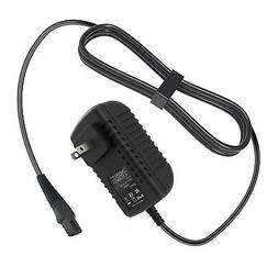 Wall Charger Power Cord For Braun Shaver Series 7 720, 720s-
