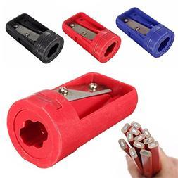 KINWAT 3PCS/LOT Woodwork Carpenter Pencil Sharpener Cutter S